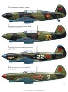 Asisbiz Profiles from Yakovlev Aces of World War 2 by Osprey Aircraft of the Aces 64 page 41