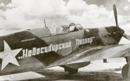 Asisbiz Yakovlev Yak 7 12GvIAP presentation from Novosibirskii Pioner from Young Pioneers spring 1942 01