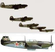 Asisbiz Yakovlev Yak 7B 12GvIAP PVO White 27 flown by SA Mikoyan Moscow Dec 1943 01