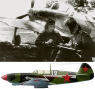 Asisbiz Yakovlev Yak 7B 18GvIAP 283IAD White 12 Latviesu strelnieks Lt N Pinchuk at Znamenka Aug 1943 0A