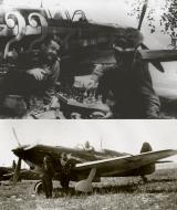 Asisbiz Yakovlev Yak 7B 18GvIAP White 22 slogan Latvian Shooter spring 1943 03