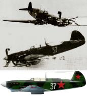 Asisbiz Yakovlev Yak 7B 1GvIAP 209IAD White 37 flown by KS Marchenko Leningrad Jan 1943 0A