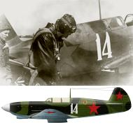 Asisbiz Yakovlev Yak 7B 29GvIAP White 14 flown by Major AV Chirkov at Uglovob Leningrad front 1943 0A