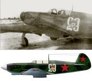 Asisbiz Yakovlev Yak 7B 29GvIAP White 29 commander Lieutenant Giap AA Matveeva Spring 1943 0B