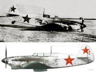 Asisbiz Yakovlev Yak 7B 307IAP 29IAD Red 2 flown by YI Filippov Jan 1943 0A