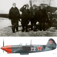 Asisbiz Yakovlev Yak 7B 728IAP 256IAD White 22 flown by AV Vorozhejkin Nov 1943 0A