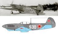 Asisbiz Yakovlev Yak 7B 976IAP 259IAD Silver 930 Baltic Front Mar 1944 01