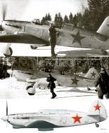 Asisbiz Yakovlev Yak 7UTI unknown unit Kalinin Front in February 1942 0A