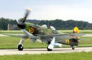 Asisbiz Airworthy Yakovlev Yak 9 warbird as Yellow 44 01