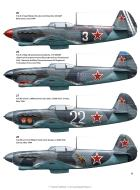 Asisbiz Profiles from Yakovlev Aces of World War 2 by Osprey Aircraft of the Aces 64 page 43