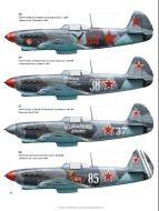 Asisbiz Profiles from Yakovlev Aces of World War 2 by Osprey Aircraft of the Aces 64 page 44
