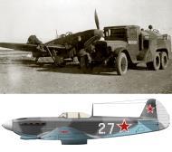 Asisbiz Yakovlev Yak 9 14GvIAP White 27 Baltic fleet 1944 0A