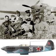 Asisbiz Yakovlev Yak 9 156GvIAP 12GIAD White 26 Poland 1944 01