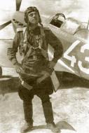Asisbiz Yakovlev Yak 9 163IAP 336IAD Silver 43 with Anatoly Sergeevich Morozov Baltic Front 1944 01