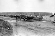 Asisbiz Yakovlev Yak 9 303IAD Yellow 35 Normandie Niemen East Prussia 1945 01