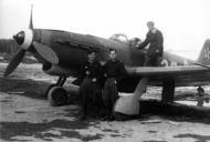 Asisbiz Yakovlev Yak 9 303IAD Yellow 35 Normandie Niemen East Prussia 1945 02