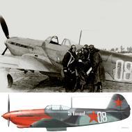 Asisbiz Yakovlev Yak 9 32GvIAP 210IAD White 08 For Voloda flown by SA Mikoyan Mar 1943 0A