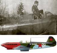 Asisbiz Yakovlev Yak 9 32GvIAP White 08 slogan For Volodya with Vasily Stalin Mar 1943 0B