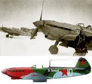 Asisbiz Yakovlev Yak 9 32GvIAP White 10 slogan For Volodya with Vasily Stalin Mar 1943 01