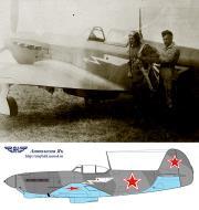 Asisbiz Yakovlev Yak 9 47IAP 32IAD with Cmdr Maj Valentin E Goltsev Sov Japan Aug 1945 01