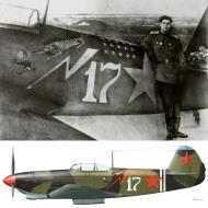 Asisbiz Yakovlev Yak 9 4IAP White 17 flown by SnrLt Ivan N Stepanenko Bryansk Jul 1943 0A
