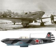 Asisbiz Yakovlev Yak 9 562IAP 318IAK White 45 Moscow Air Defense 1943 01