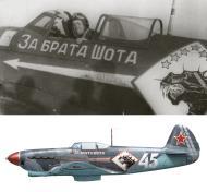 Asisbiz Yakovlev Yak 9 65GvIAD White 19 with Capt Aleksandr Nikolaevich in Latvia Oct 1944 0A