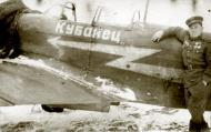 Asisbiz Yakovlev Yak 9 76GvIAP 6GIAD slogan Kubanets with Evgeny Alekseevich Radchenko 01