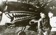Asisbiz Yakovlev Yak 9 85GvIAP 6GIAD with Capt Mikhail S Mazan sqn CO and sharksmouth emblem 1944 01