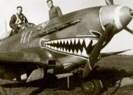 Asisbiz Yakovlev Yak 9 85GvIAP 6GIAD with Capt Mikhail S Mazan sqn CO and sharksmouth emblem 1944 03