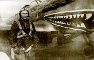 Asisbiz Yakovlev Yak 9 85GvIAP 6GIAD with unknown pilot and sharksmouth emblem Ukrainian front 1944 01