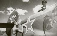 Asisbiz Yakovlev Yak 9D 6GvIAP ChF Black Sea Fleet Lt Col Mikhail V Avdeev based Crimea May 1944 01