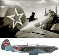 Asisbiz Yakovlev Yak 9D 6GvIAP ChF Black Sea Fleet Lt Col Mikhail V Avdeev based Crimea May 1944 0B