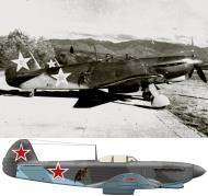 Asisbiz Yakovlev Yak 9D 6GvIAP ChF Black Sea Fleet Lt Col Mikhail V Avdeev based Crimea May 1944 0C