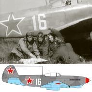 Asisbiz Yakovlev Yak 9D 802IAP 310IAD White 16 Poltava Kharkiv air defense 1944 01