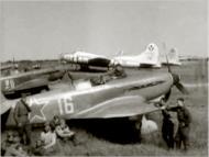 Asisbiz Yakovlev Yak 9D 802IAP 310IAD White 16 and 20 Poltava Kharkiv air defense 1944 01