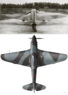 Asisbiz Yakovlev Yak 9D Unknown unit in NKAP spring 1943 grey grey camouflage scheme 0C