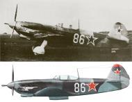 Asisbiz Yakovlev Yak 9K 274IAP 278IAD White 86 Belorussian Front Aug 1944 01