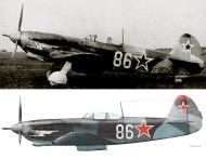 Asisbiz Yakovlev Yak 9K 274IAP 278IAD White 86 one of 53 produced Poland 1944 0A