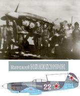 Asisbiz Yakovlev Yak 9M 355IAP 181IAD White 22 slogan Kursk collective farmer Ukrainian front 1945 01