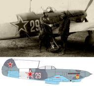 Asisbiz Yakovlev Yak 9M 409IAP 120IAD White 29 with IM Stopa East Prussia 1945 01