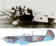 Asisbiz Yakovlev Yak 9M 513IAP 331IAD White 32 slogan Happy Victory Ukrainian front 1944 01