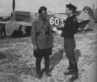 Asisbiz Yakovlev Yak 9T 303IAD Yellow 60 Normandie Niemen East Prussia 1945 01