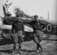 Asisbiz Yakovlev Yak 9T 303IAD Yellow 60 Normandie Niemen East Prussia 1945 03