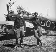 Asisbiz Yakovlev Yak 9T 303IAD Yellow 60 Normandie Niemen East Prussia 1945 04