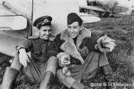 Asisbiz Yakovlev Yak 9T 845IAP 269IAD White 20 pilots Menkin and Ginzburg 14th May 1945 01