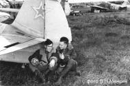 Asisbiz Yakovlev Yak 9T 845IAP 269IAD White 93 pilots Menkin and Ginzburg 14th May 1945 01