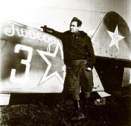 Asisbiz Yakovlev Yak 9U 152GvIAP 12GIAD White 3 slogan Pobeda with Yuri Movshevich Czechoslovakia 1945 01