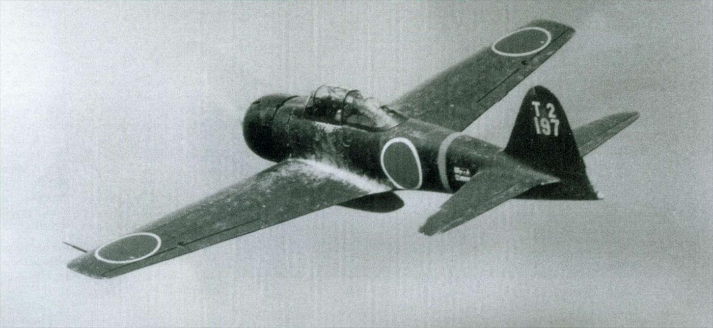 Mitsubishi A6M3 32 Zero JNAF 204 Kokutai T2 197 Rabaul Bougainville 1943 01