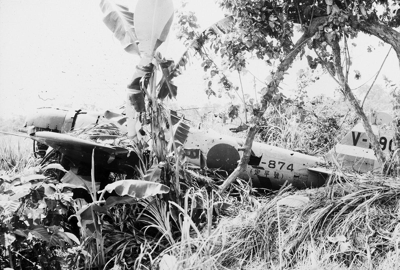 Mitsubishi A6M3 32 Zero JNAF 2nd NAG V 190 HK 874 Buna 1942 04